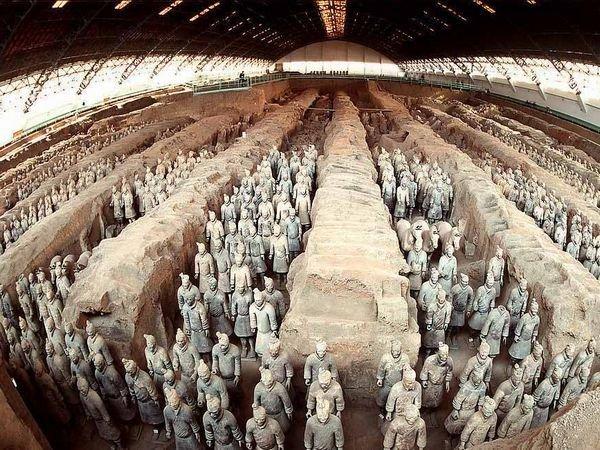 Aeroporto Di Xian : Estremo oriente tour memories of china da eur